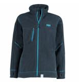 Helly Hansen Donker fleece vest full zip blauw
