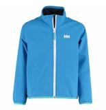 Helly Hansen Racer kinder softshell jas blauw