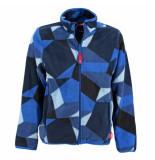Reima Polar fleece vest freeze blauw