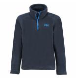 Helly Hansen Navy fleece skipully daybreaker blauw