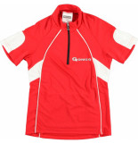 Gonso Kinder fietsshirt pascal rood
