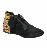 Cocorose London Mocassins 041743 zwart