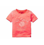 Jake Fischer Shirt korte mouw little p oranje