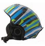 Color Kids Skihelm juicy blue danube blauw