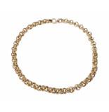 Christian Jasseron gouden collier