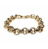 Christian Jasseron gouden armband geel goud