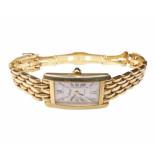 Christian Prestige horloge geel goud