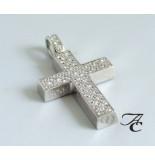 Atelier Christian Kruis met briljanten wit goud
