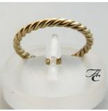 Atelier Christian Gouden ring geel goud