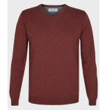Michaelis Rode pullover rood