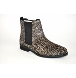 Maruti Artikelnummer Passoa chelsea boots print zwart