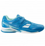 Babolat Tennisschoen propulse all court women blue blauw
