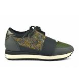 Lola Cruz Sneakers groen