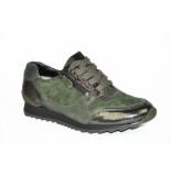 Hassia Artikelnummer 301915 sneaker groen/lak