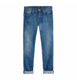Scotch & Soda Jeans 126343 blauw