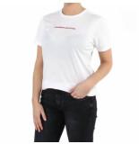 Zoe Karssen Je veux danser t-shirt wit