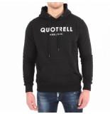Quotrell Hoodie zwart