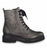 Tamaris Boots cypress platinum stru. zilver