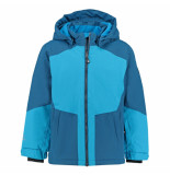 Color Kids Jongens ski jas dawson 10.000mm waterkolom blauw