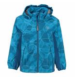 Color Kids Jongens winterjas konrod 8.000mm waterkolom blauw