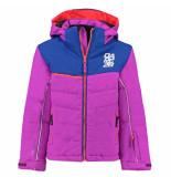 Dare2b /blauwe meisjes ski jas tusk ii paars