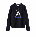 Scotch & Soda Sweaters 126323 blauw