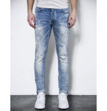 Chasin' Jeans ego west blue blauw