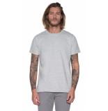Victim T-shirt met korte mouwen grijs