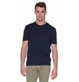 Drykorn Rufus t-shirt met korte mouwen blauw