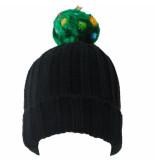 Ferlucci Kerstmuts zwart