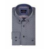 Giordano Overhemd - blauw