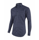 Cavallaro Shirt - blauw