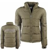 Nickelson Heren winterjas new jersey groen