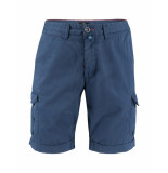 New Zealand Auckland Short lance summer navy blauw
