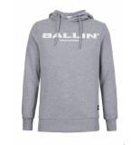 Ballin Amsterdam Hoody grijs