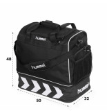 Hummel Pro bag supreme 040347 zwart