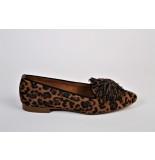 Paul Green Ballerina 2376 luipaard ecru