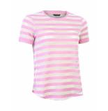 Cavallaro T-shirt gianna pink roze