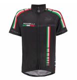Rogelli Kinder fietsshirt team black zwart