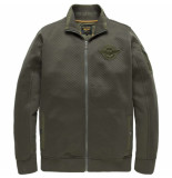 PME Legend Zip jacket taxes ash beluga groen