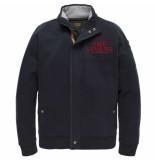 PME Legend Zip jacket brushed falcon salute blauw