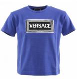 Versace Young Young t-shirt blauw