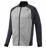 Reebok Ost spacer track jacket 042146 grijs