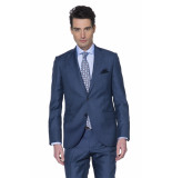 Tomasso Kostuum blauw