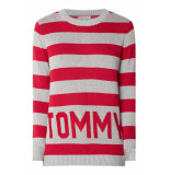 Tommy Hilfiger Tommy hilfiger sweater roze