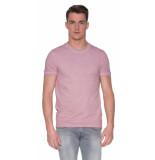 Boss Orange Boss t-shirt met korte mouwen roze