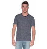 Drykorn Carlo t-shirt met korte mouwen blauw