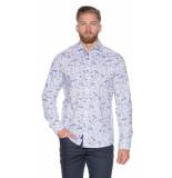 Vanguard Casual shirt met lange mouwen wit