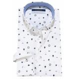 The BLUEPRINT Trendy overhemd met lange mouwen wit