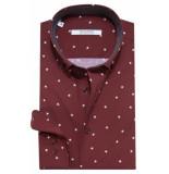 The BLUEPRINT Trendy overhemd met lange mouwen rood